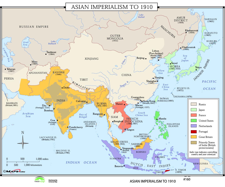 imperializing philippines